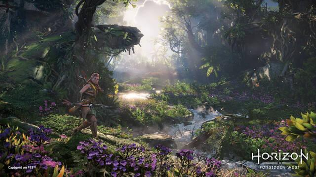 Horizon 2: Forbidden West gráficos en PS4