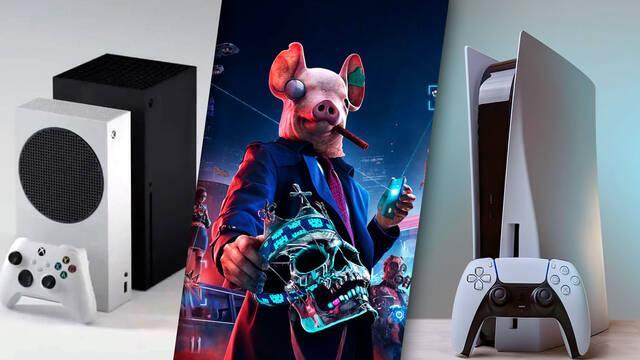 Watch Dogs Legion: Comparan el modo 60 fps en PS5 y Xbox Series X/S