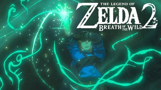 The Legend of Zelda: Breath of the Wild 2 llegaría en 2022, según un rumor