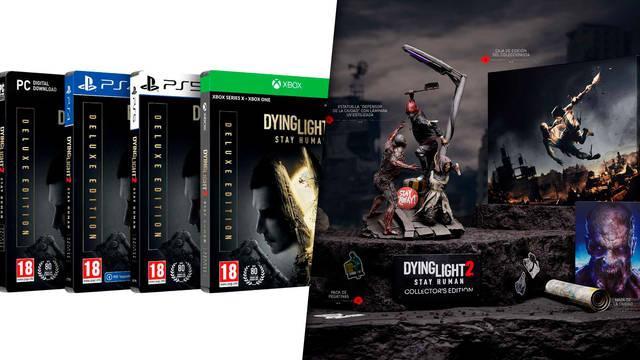 GAME España ofrece en exclusiva la edición para coleccionistas de Dying Light 2