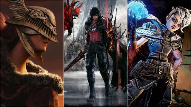 E3 2021 Bandai NAmco Square Enix Gearbox conferencias eventos