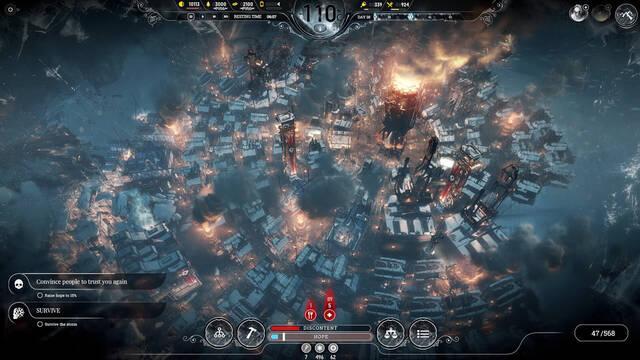 Frostpunk gratis en Epic Games Store