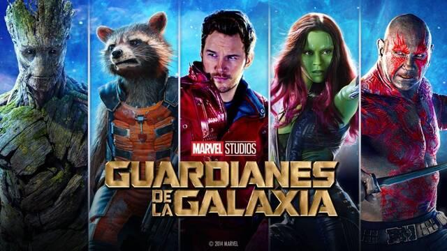 Guardianes de la Galaxia de Square Enix anuncio