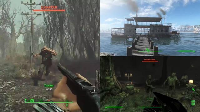Fallout 3: recrean un remake del juego de Bethesda con un mod para Fallout 4