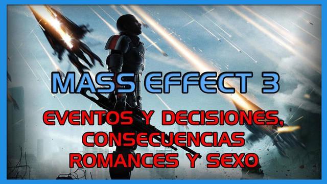 Guía Mass Effect 3 en Legendary Edition