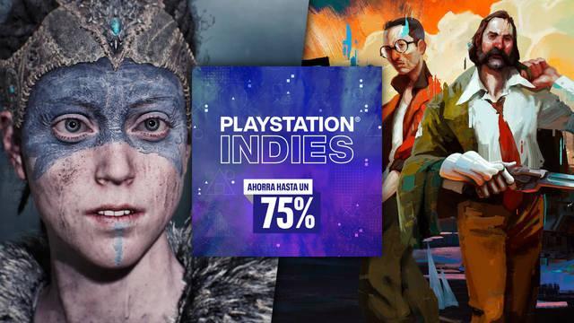 Ofertas en juegos indies en la PS Store de PS4 y PS5.