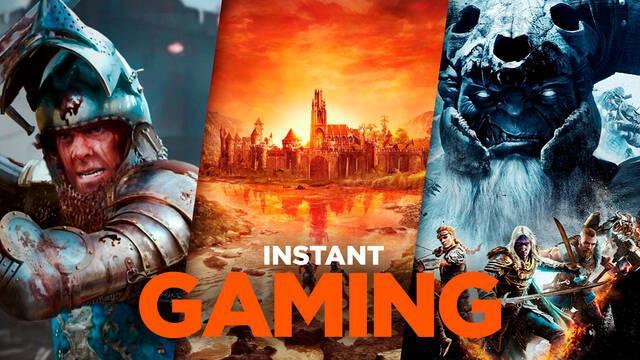 TOP 10 ofertas Instant Gaming