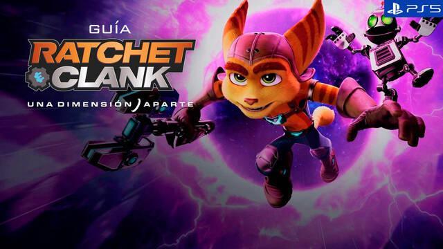 Guía Ratchet & Clank (PS5): Una Dimensión Aparte, trucos, consejos y secretos