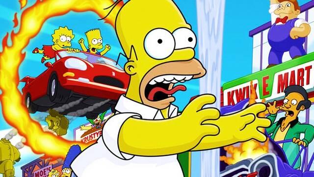The Simpsons: Hit and Run es el juego que los fans piden que se remasterice
