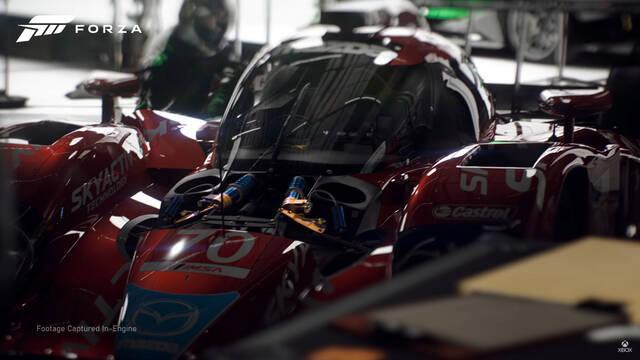 Forza Motorsport 8 prueba motor físicas
