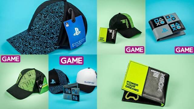 Nuevo merchandising de PlayStation y Xbox ya disponible en GAME.