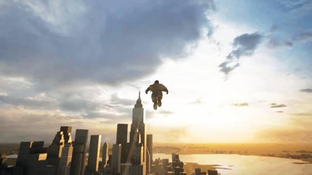 Superman en Unreal Engine 5