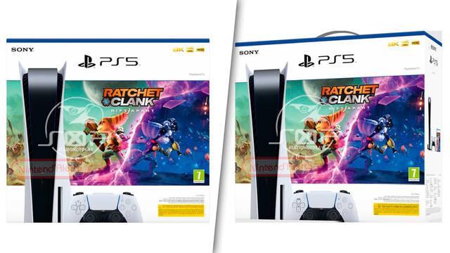 Ratchet & Clank: Una Dimensión Aparte tendría un pack con PS5, según una tienda