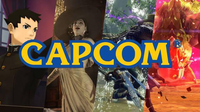 Capcom conferencia E3 2021