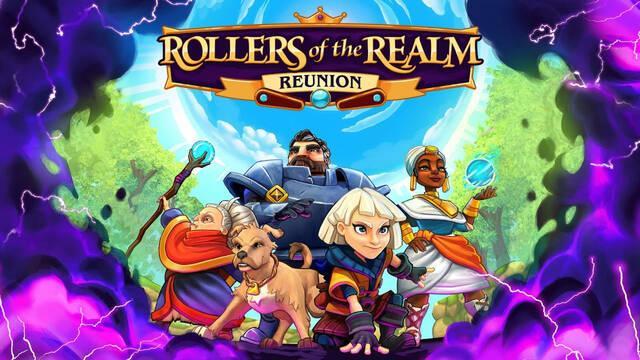 Rollers of the Realm: Reunion ha sido anunciado para PC y saldrá en 2022