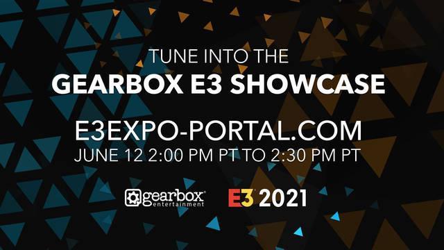 Gearbox y su conferencia en el E3 2021