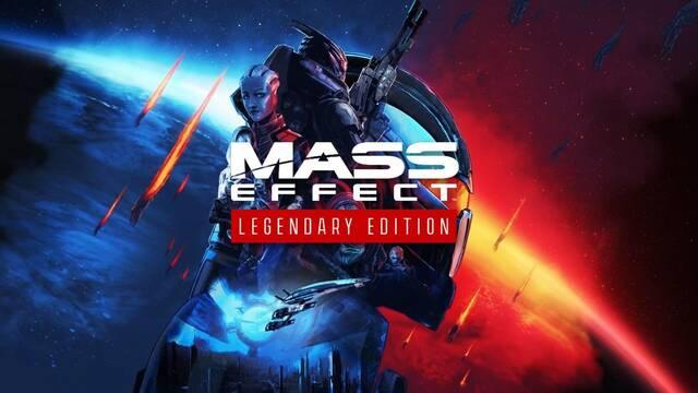 Actualización de Mass Effect: Legendary Edition