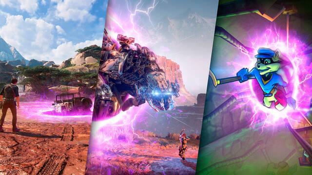Ratchet & Clank: Una Dimensión Aparte une el universo PlayStation con su nueva arma