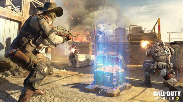 Call of Duty para móviles alto presupuesto
