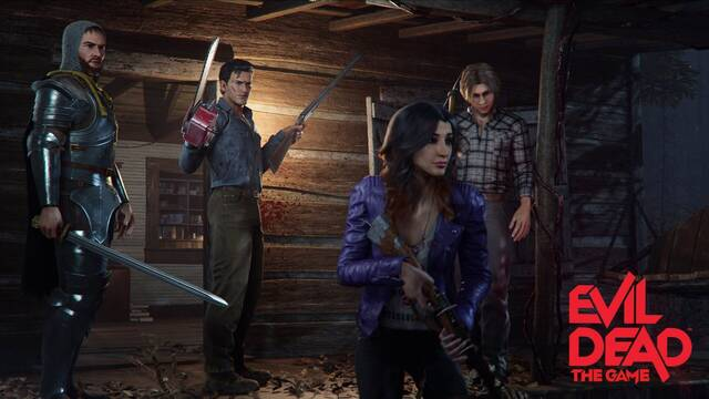 Evil Dead: The Game mostrará gameplay durante el Summer Game Fest