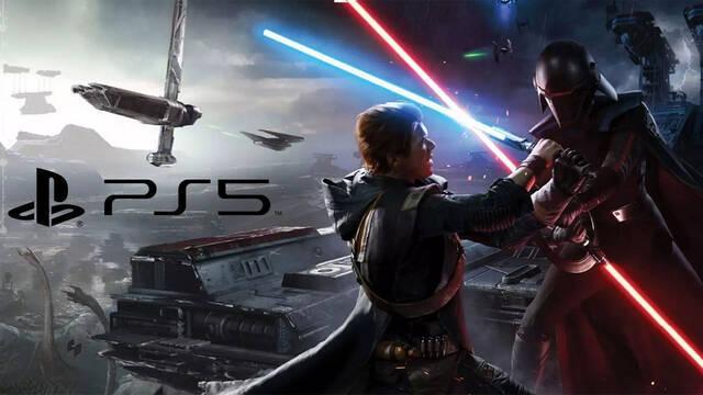 Star Wars: Jedi Fallen Order se actualizaría para PS5 este mismo viernes