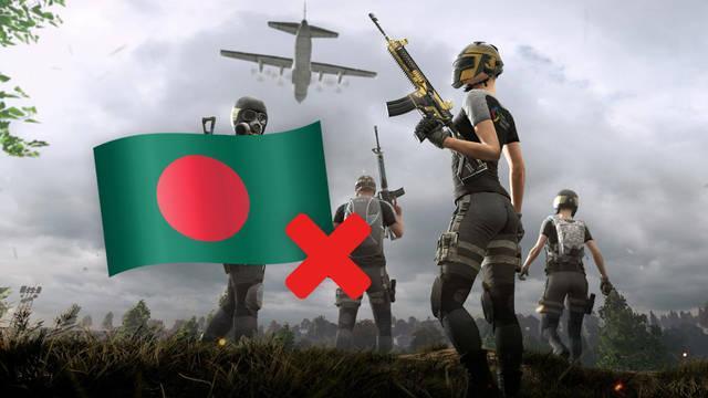 Bangladesh estudia prohibir PUBG Mobile y Garena Free Fire.