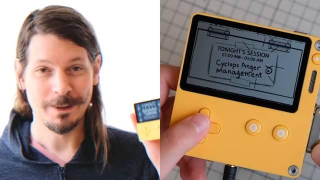 Lucas Pope, creador de Papers, Please, presenta su nuevo juego exclusivo de Playdate.
