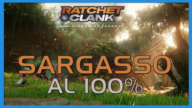 Sargasso en Ratchet & Clank: Una dimensión aparte al 100%