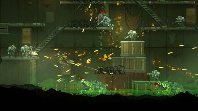 Anunciado Warhammer 40,000: Shootas, Blood & Teef, un juego de acción 2D en consolas y PC