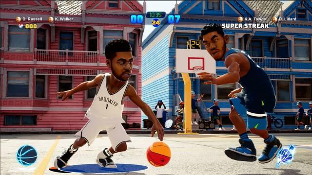 NBA 2K Playgrounds 2 suma una importante actualización