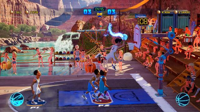 Anunciado NBA Playgrounds 2 para PC, PS4, Xbox One y Switch