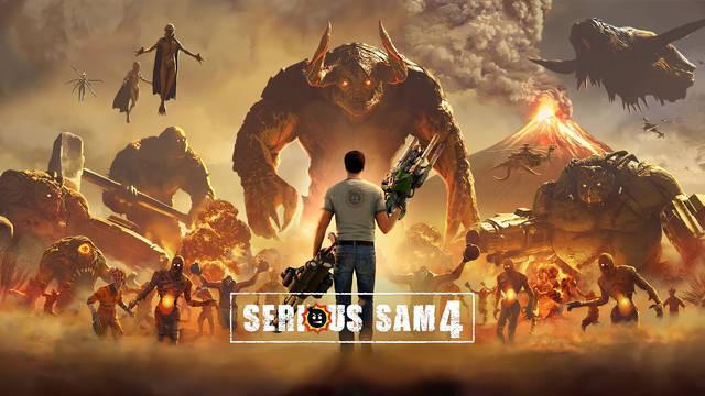 Serious Sam se lanzará en agosto de 2020 editado por Devolver Digital.