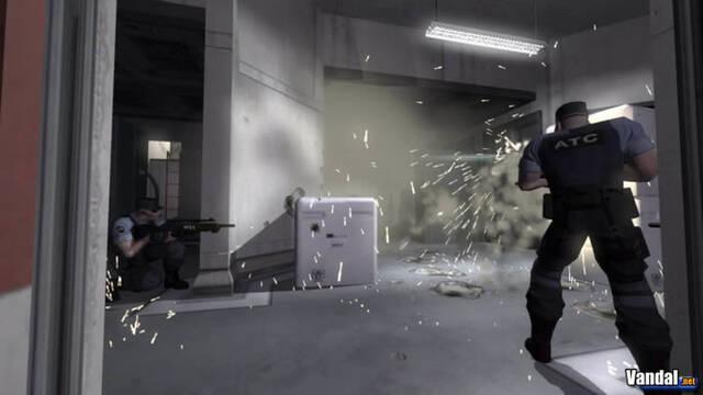 Primeras imágenes de F.E.A.R. para PS3