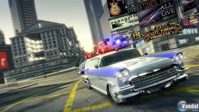 Criterion regala el Legendary Cars Collection Pack de Burnout Paradise por la muerte de Harold Ramis