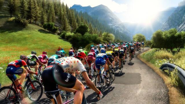 Tour de France 2018 para PC y consolas enseña sus primeras imágenes