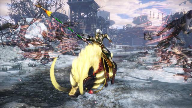 Así se juega con Warriors Orochi 4