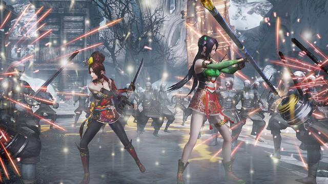 Warriors Orochi 4 supera las 500.000 unidades en todo el mundo