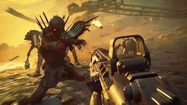 Rage 2 funcionará a 1080p y 60 imágenes por segundo en Xbox One X y PS4 Pro