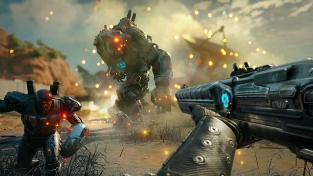 E3 2018: id Software y Avalanche presentan Rage 2 en un nuevo vídeo