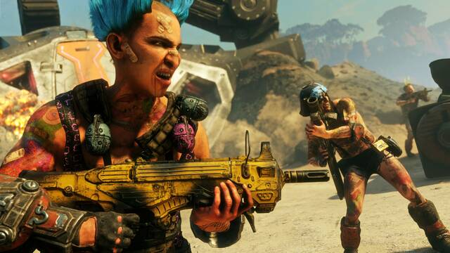 PS5 y Xbox Scarlett: los creadores de Rage 2 ya trabajan en un juego de nueva generación