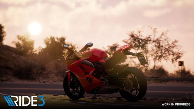 Milestone anuncia RIDE 3 para Xbox One, PC y PS4