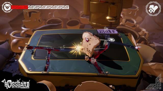 Bossgard te propone ser el jefe final o formar parte del equipo de héroes