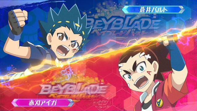Así se juega con Beyblade Burst: Battle Zero