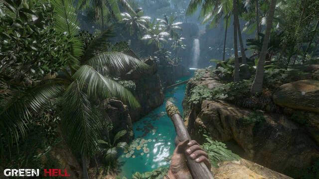 Green Hell llegará a PS4 y Xbox One en junio