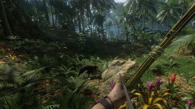 Green Hell nos invita a sobrevivir en el Amazonas
