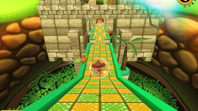 Super Monkey Ball: Sakura Edition ya está disponible en iOS y Android