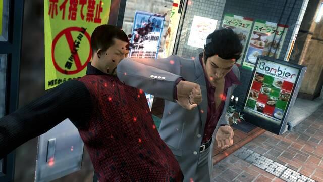 Las remasterizaciones de Yakuza 3, 4 y 5 son para los fans occidentales