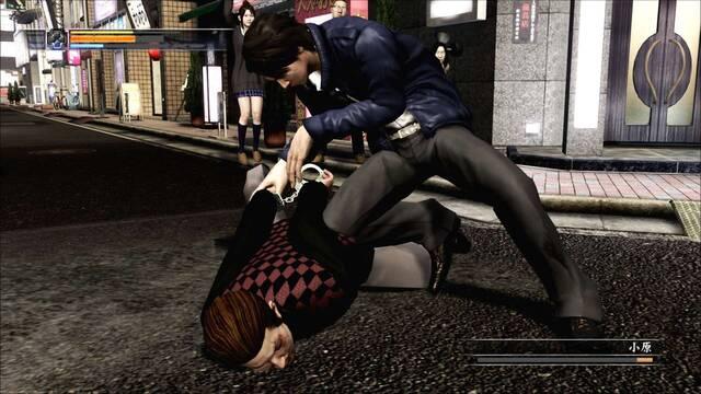 Yakuza 4 para PS4 se deja ver en nuevas imágenes