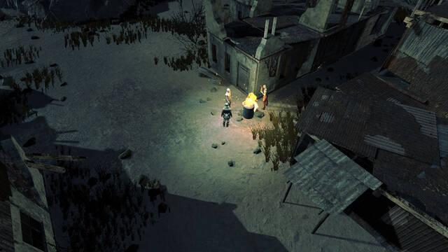 Anunciado el post-apocalíptico Encased, un RPG táctico de ciencia ficción