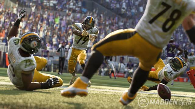 La serie Madden NFL acumula más de 130 millones de copias vendidas